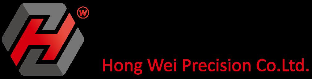 鴻瑋精密有限公司logo